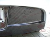 foliendesign carbon look bmw 3er 04