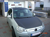 vollverklebung carbon look vw polo bluemotion 03