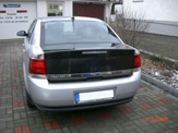 vollverklebung opel vectra carbon look 02